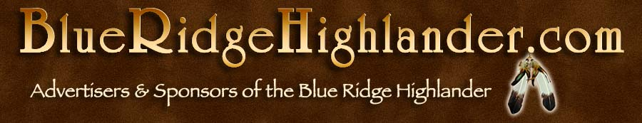 Advertisers and Sponsors of the Blue Ridge Highlander