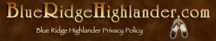 Blue Ridge Highlander, Inc. Copyright Policy