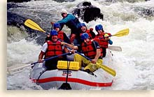 Whitewater on the Ocoee