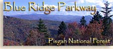 Blue Ridge Parkway Scenic Tour