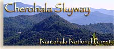Cherohala Skyway in Western North Carolina
