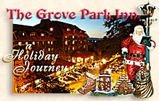 The Grove Park Inn, a Holiday Journey