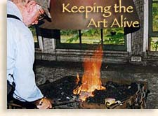 Keeping the Art Alive - John Campbell Folk School