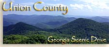 Union County Georgia Scenic Driving Tour