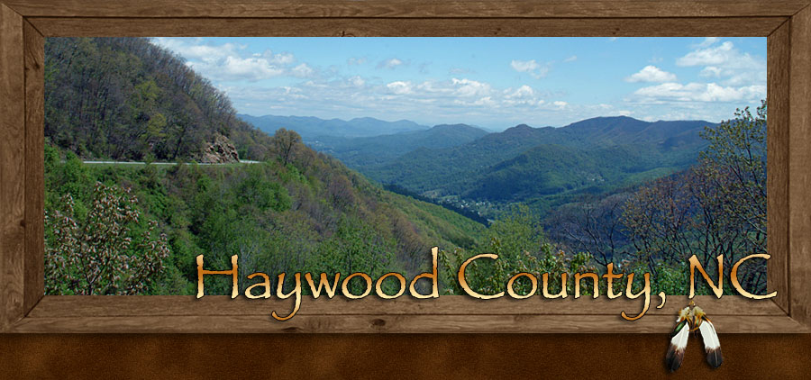 Waynesville, Maggie Valley in Haywood County North Carolina Mountains