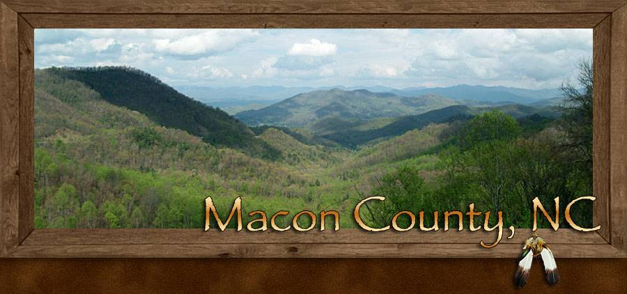 Highlands, Franklin and Macon County North Carolina