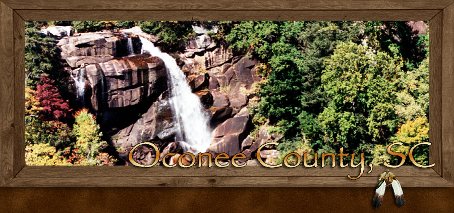 Oconee County South Carolina