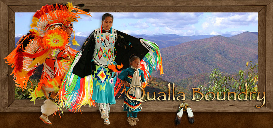 Qualla Boundary, Oconaluftee Village