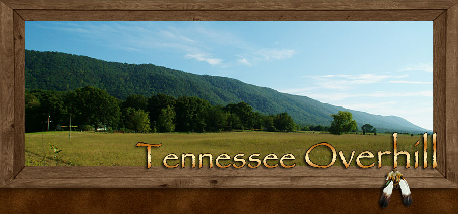 Tennessee Overhill Territory