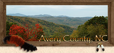 Avery County North Carolina