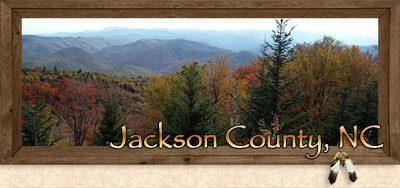 Cashiers, Sylva, Dillsboro in Jackson County in the Western North Carolina Mountains