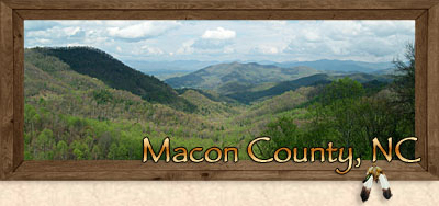 Franklin & Cashiers in Macon County in the Western North Carolina Mountains