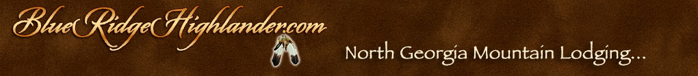 Lodging & Cabin Rental Directory for the North Georgia Mountains.