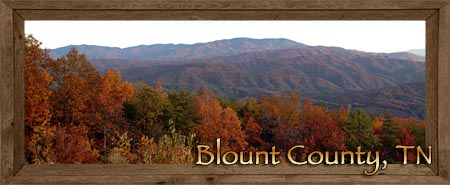 Blount County Tennessee