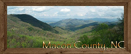 Franklin & Cashiers in Macon County in the North Carolina Mountains