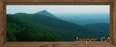 Jasper, Tate, Marble Hill, Pickens County Georgia