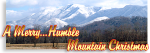 A Merry Humble Mountain Christmas