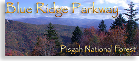 Blue Ridge Parkway - Pisgah National Forest