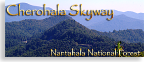 North Carolina's Cherohala Skyway