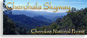 Tennessee's Cherohala Skyway