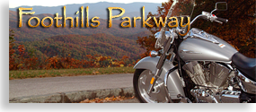 Foothills Parkway Scenic Drive