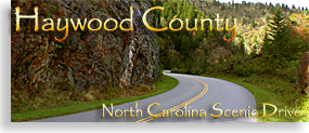 Haywood County Scenic Drive