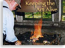 Keeping the Art Alive - John C. Campbell Folk School