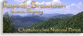 Russell Brasstown Scenic By Way