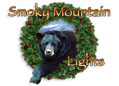 Smoky Mountain Lights - Gatlinburg - Pidgeon Forge - Sevierville