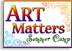 Art Matters - Kid's Art Camp