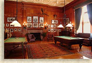 Biltmore Estate Billiard Room