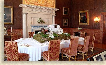 Breakfast Room at Biltmore House
