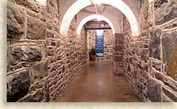 Stonewalled Catacombs at Biltmore Estate & Winery