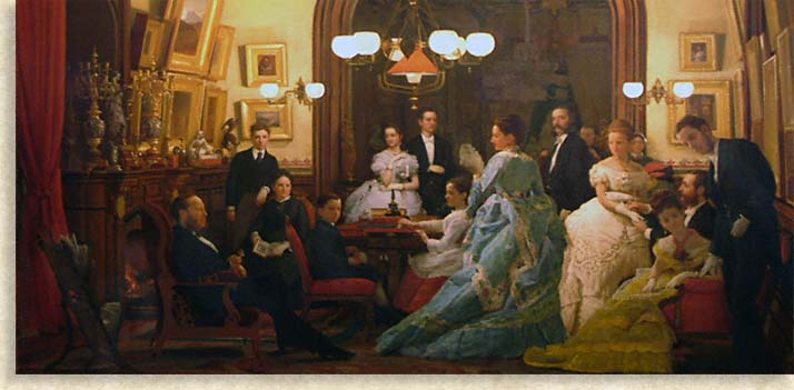 George Washington Vanderbilt Family History