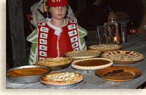 Pies for Christmas