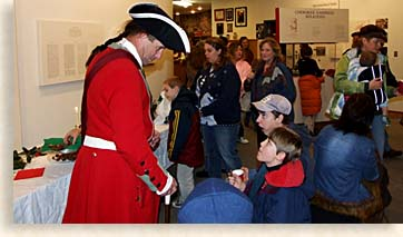 Reception at Fort Loudoun