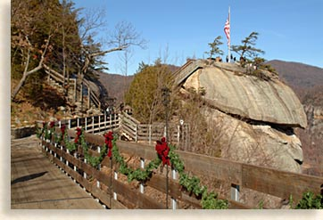 Chimney Rock Deck at Chimney Rock