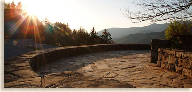 Smoky Mountains National Park Memorial Site