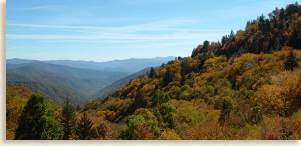 The Southern Appalachian Mountains