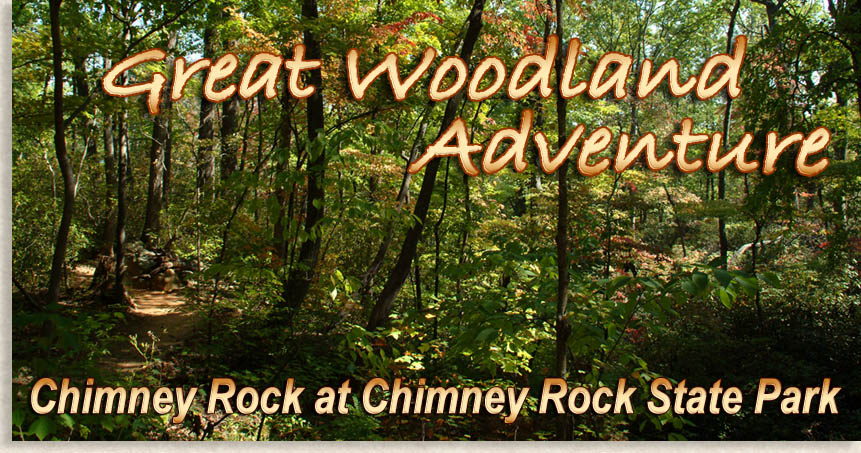 Great Adventure at Chimney Rock State Park