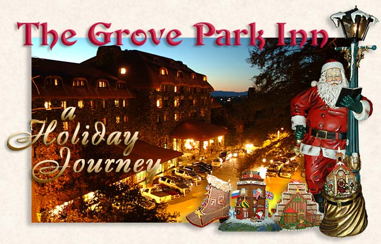 Christmas at The Grove Park Inn