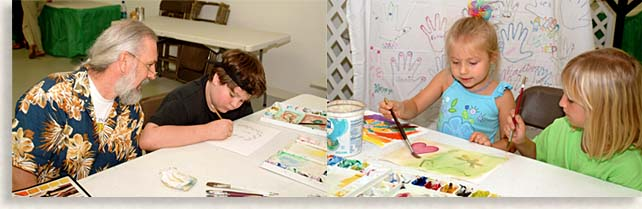 "Hiawassee Festival of Arts ""Artists of Tomorrow"""