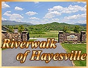 Riverwalk in Hayesville
