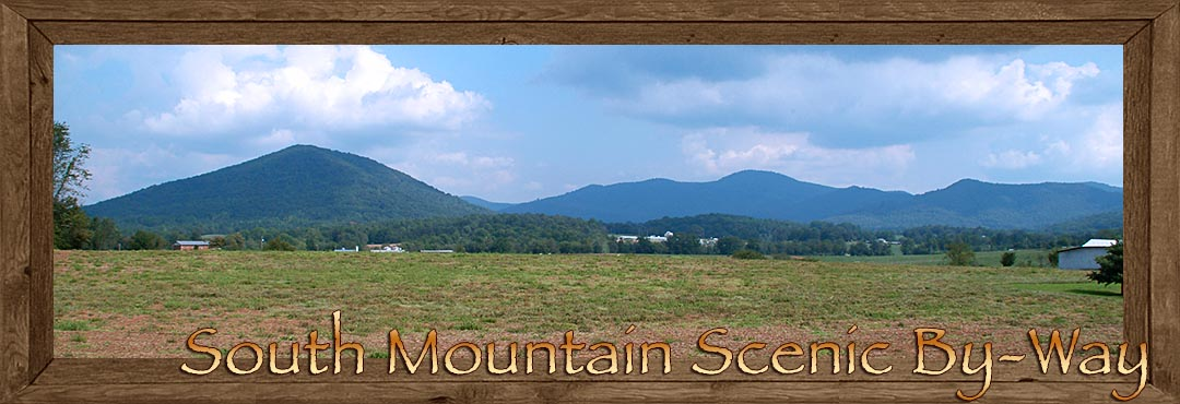 South Mountain North Carolina Scenic Byway
