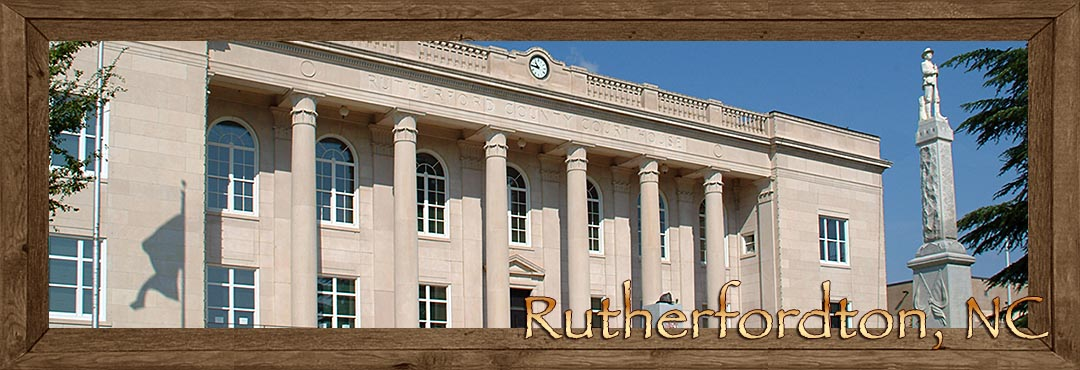 Rutherfordton North Carolina