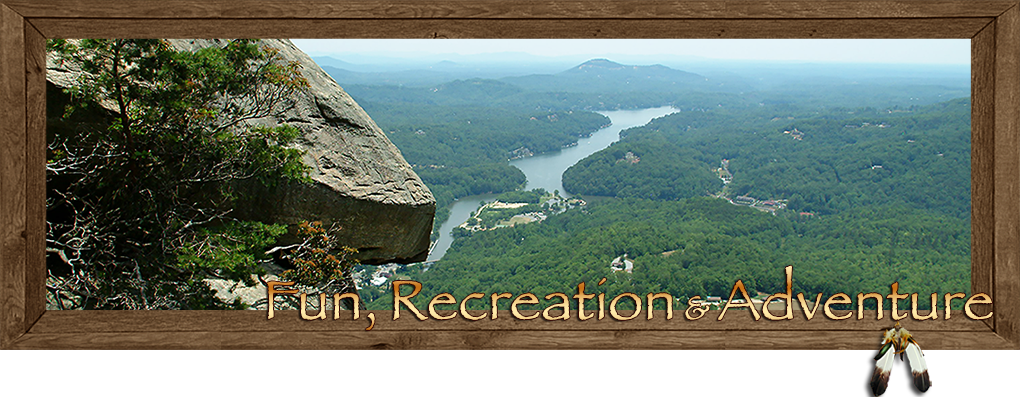 Fun, Recreation & Adventure at Chimney Rock at Chimney Rock State Park