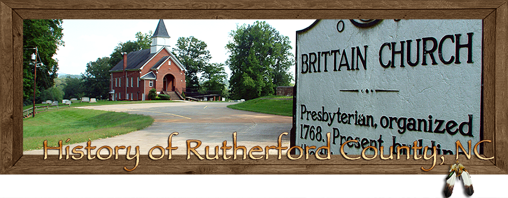 Rutherford County History