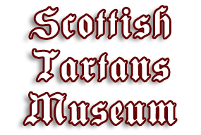 Scottish Tartans Museum in Franklin North Carolina.
