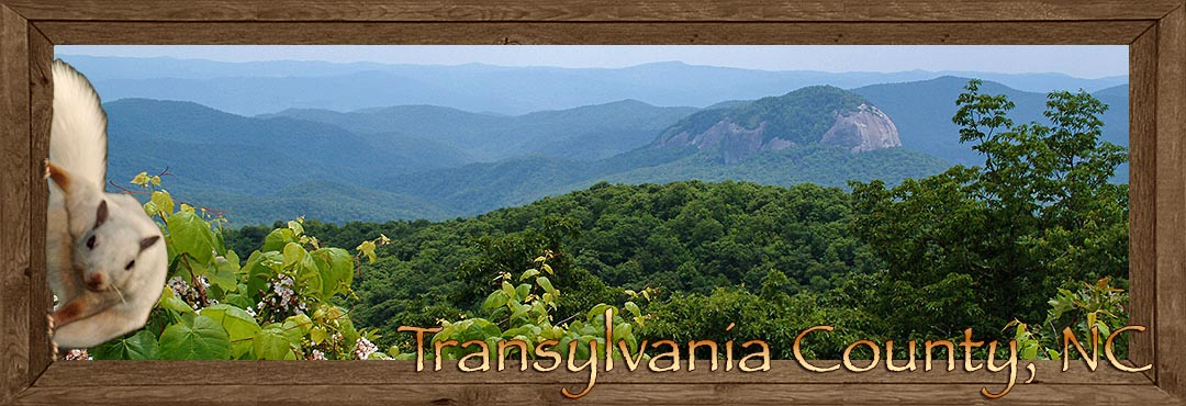 Transylvania County North Carolina