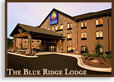 Blue Ridge Lodge and Spa in Blue Ridge Georgia